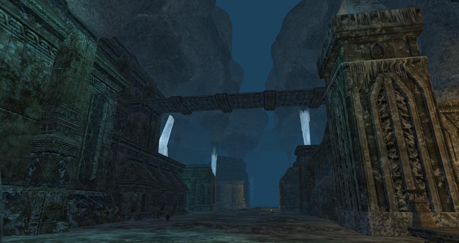 Sarnur, le Donjon de réputation du Palais de Thorin