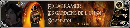 Candidature de Darck Emerald 8503-edeakramer